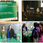 Girl Scout Day at the Newseum